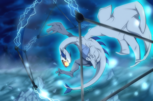 Lugia: Disturb not the harmony by EMEMO