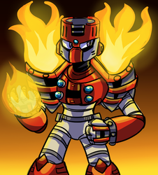 Pyro Master by Shoobydooby