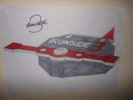 Robot Wars Series 8 Ironside3 by sgtjack2016