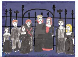 cullens traditional vampires by vitaminanime