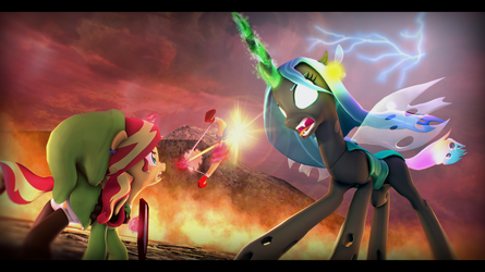 [SFM] [MLP] The Final Battle by ImAFutureGuitarHero