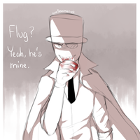 [Villainous] He's mine by owoSesameowo