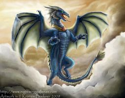 Cloud Master by silvermoonnw