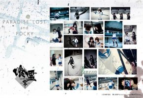 paradise lost and pocky by vicissiJuice