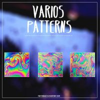 | Varios Patterns | Fatty.- by fattyBear