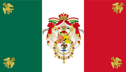 La Bandera Del Mexico de Jose I by Claudius42