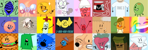 TROC 3 - BFB Style Icons by YearsAnimations