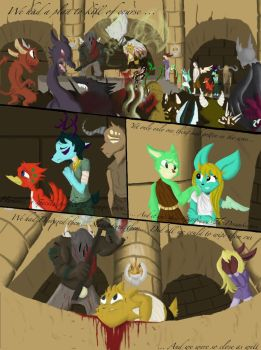 Nightmare Comic Page 4 by DarkIce-421