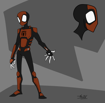 My Spider-Man: Design 15 by NoXV
