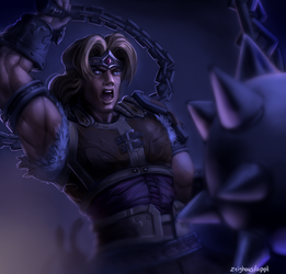 Simon Belmont by Zeighous