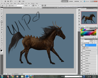 WIP by horseluv01