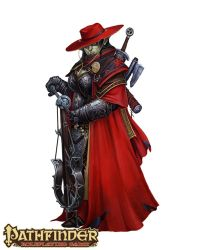 Pathfinder - Inquisitor by RogierB
