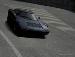 For Lew-GTR: Lancia Stratos by Galm03