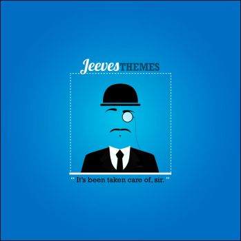 Jeeves Themes Logo by rodlalama