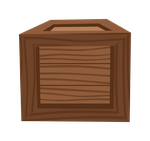 Crate - square by MisterAibo