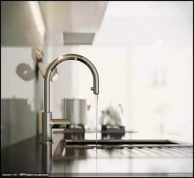 Kitchen Close up by diegoreales