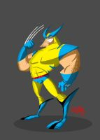 WOLVERINE by themico