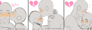 [CLOSE   THANK U!]  Sweets Kisses YCH #2 by An1m4