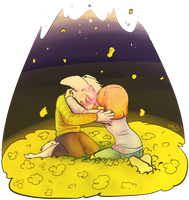 UT | SPOILERS | there there its gonna be okay by MissAlmighty