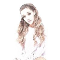 Ariana grande sketch by ariluvbubble