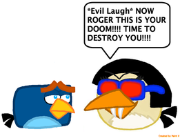 Roger Gets Bullied Day 7 Part 2 by Mario1998