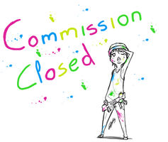Commissions closed by Guille300