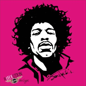 hendrix by jus986