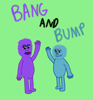 Commission: Bang and Bump by superpinkygirl101