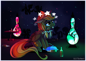 seeing stars by Sutexii