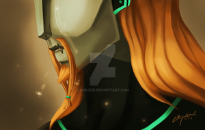 Unshed Tears by Anilede