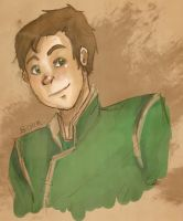 Bolin. by pokings
