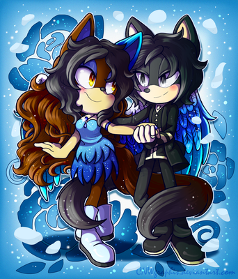 COM:~Brianna and Dominick~ by CNWgraphis