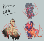Pokemon OTA [1/3] [OPEN] by infectois