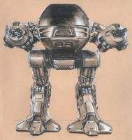 ED-209 by Bugstomper86
