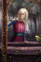The Princess and The Frog by Limerry