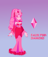 $20 Faux Pink Diamond Adopt  [CLOSED!] by Rienadopts