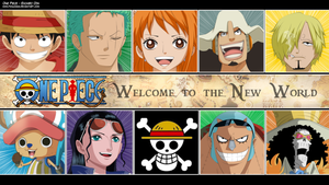 One Piece. The New World! by PioDanilo