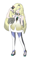 Pokemon SM - Lusamine by chocomiru02