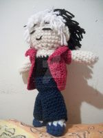 Crochet Keth Plush by ParallelDeityComic