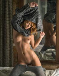 Art  undressing by photoport