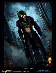 Cyborg Joker - Comicon 2011 by Future-Infinity