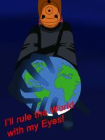 I'll rule the world: Tobi by LaLaLady61