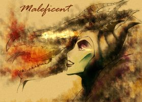Maleficent - Disney by Ceres97