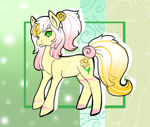 March Daffodil by puppetstringz