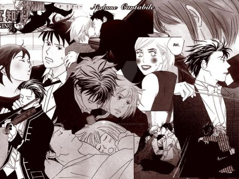 Nodame Cantabile WP - SPOILERS by Xx-Vilde-xX