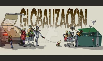 GLOBALIZATION by Bato-01