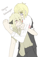 Blondes are better by Baka-Chibi