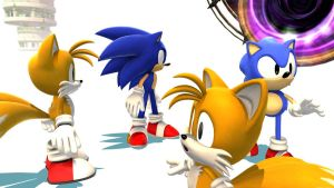 Sonic Generations Tails screenshot by YoursTrulyNicole