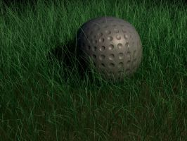 Golf ball by Holowood