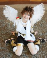 Pit: Kid Icarus! by denni-cosplay